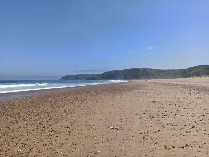 Playa de Xagó - Asturias - El Viaje No Termina