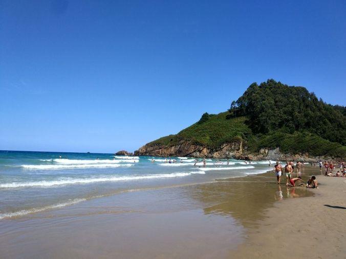 Playa del Aguilar - Asturias - El Viaje No Termina