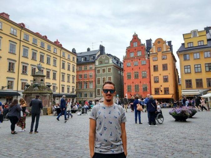 Suecia - El Viaje No Termina