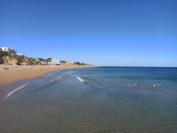Albufeira - Algarve - Portugal - El Viaje No Termina