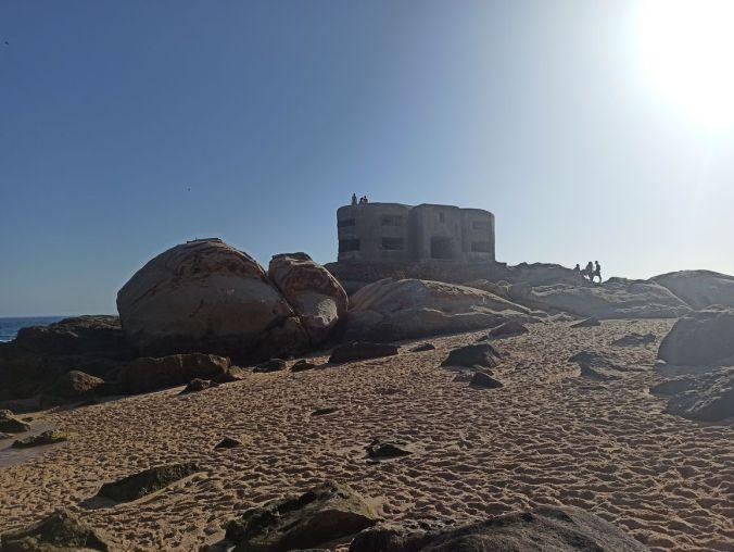 Playa del Bunker - Cadiz - El Viaje No Termina