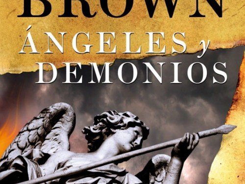 Angeles y demonios (Dan Brown) en Ginebra (CERN), Roma y Vaticano