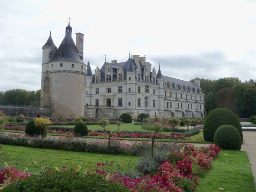 Cuatro castillos del Loira