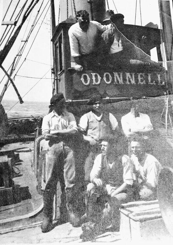 Mi tío Tante y su tripulación