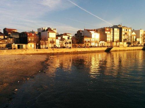 Bouzas, la villa marinera