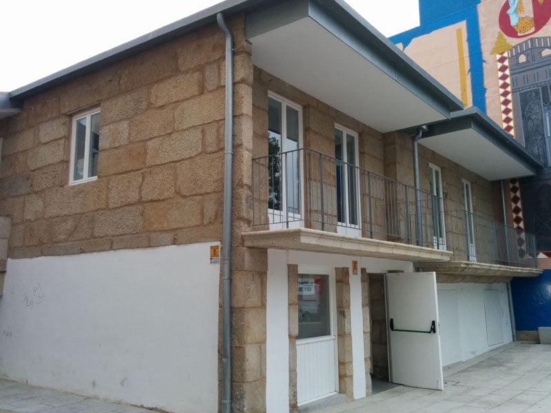 Casa do Patín en Bouzas