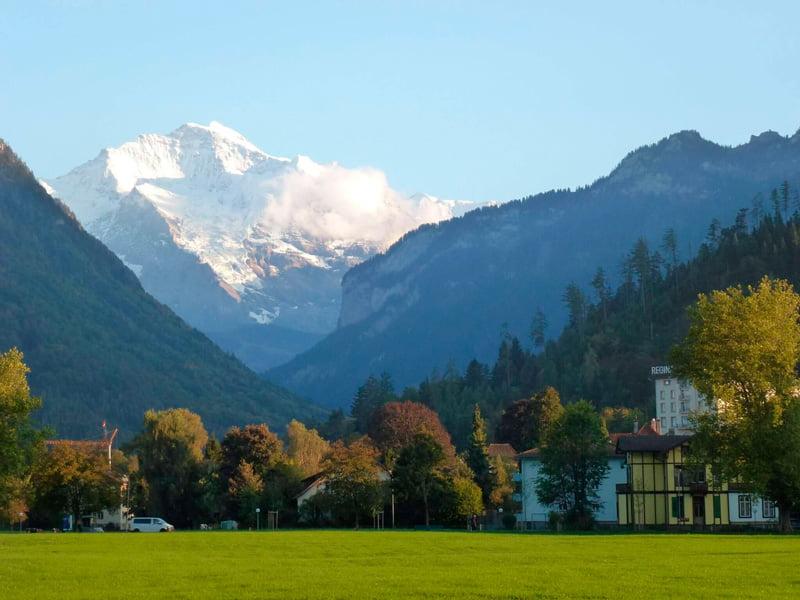 interlaken-montaña