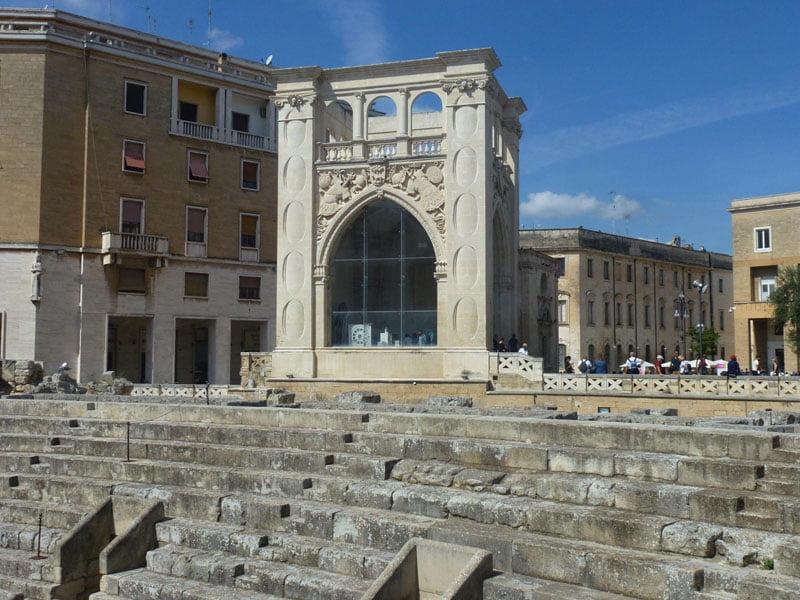Il Sedile en Lecce
