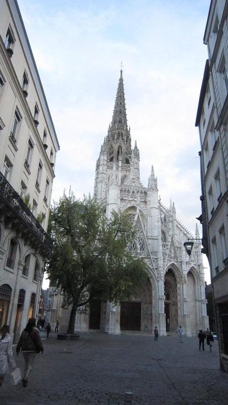 Iglesia de St Maclou en Rouen