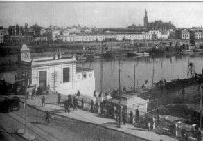 Faro de Triana en 1932