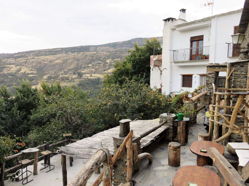 Casa de Capileira