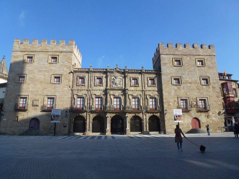 Palacio de Revillagigedo en Gijón