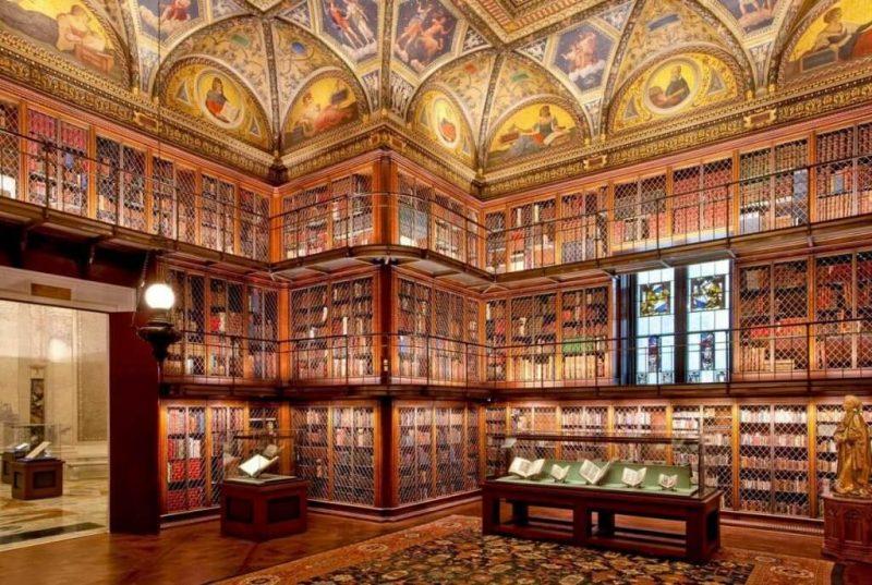 The Morgan Museum_ Facebook Artículo El Museo Morgan, una joya oculta en NY_ Clarín Viajes