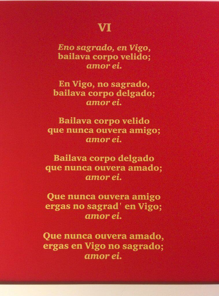 Cantiga VI del Pergamino Vindel