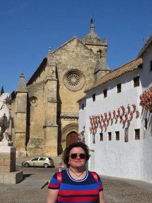 Plaza del conde de Priego en Córdoba