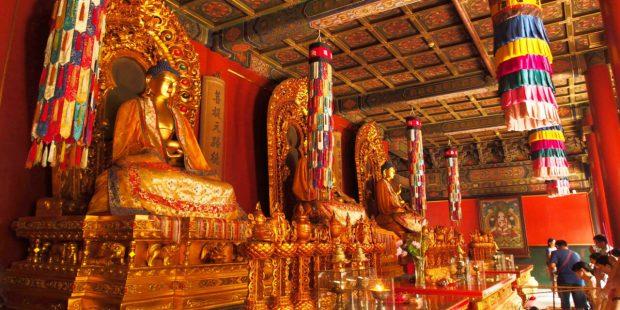 El impresionante Templo de los Lamas en Pekín - El Viajero Feliz