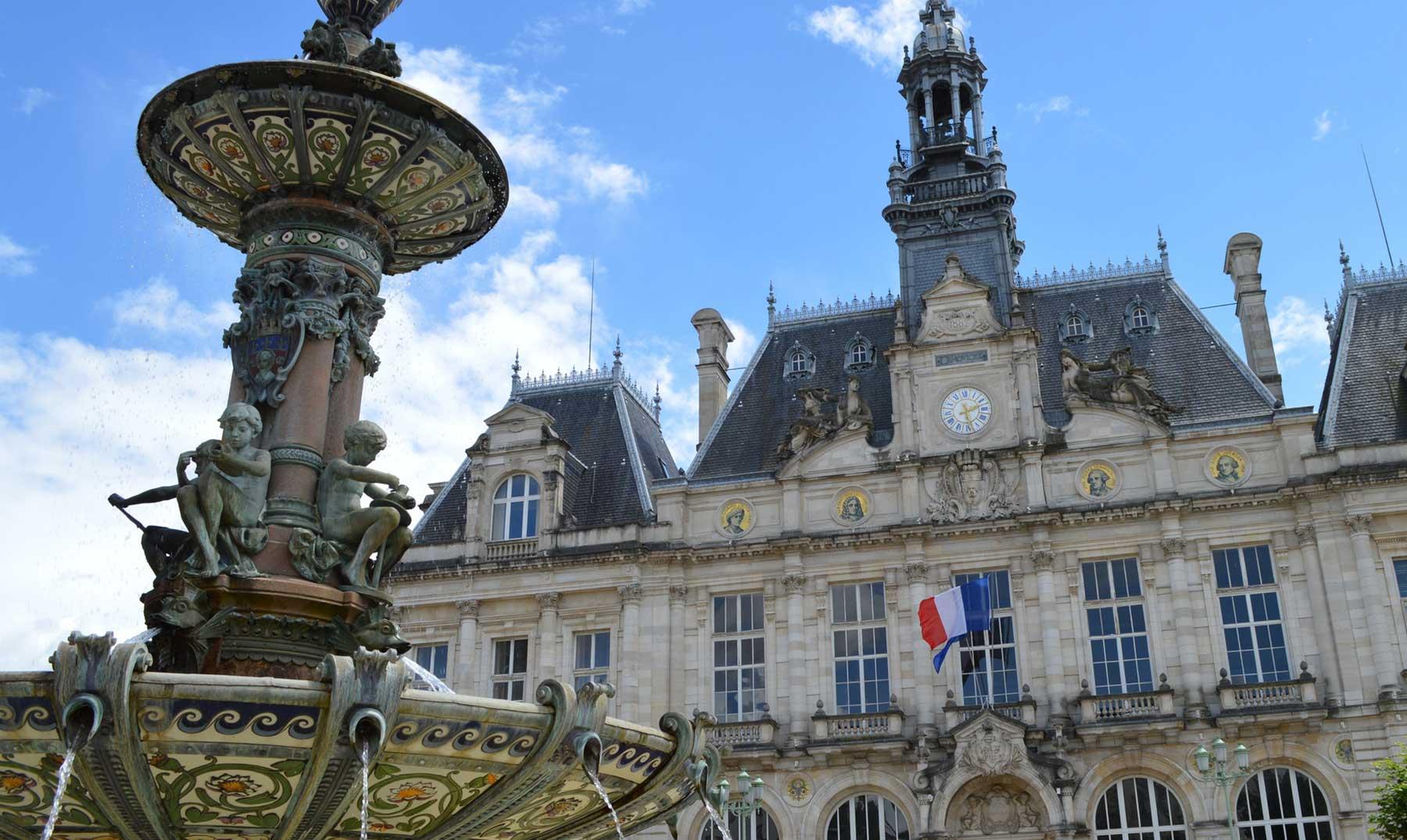 Limoges capital de la porcelana  El Viajero Feliz