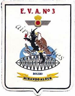 EVA 3 (escudo)