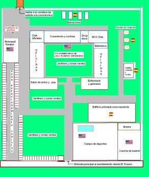 Plano EVA 1 zona vida