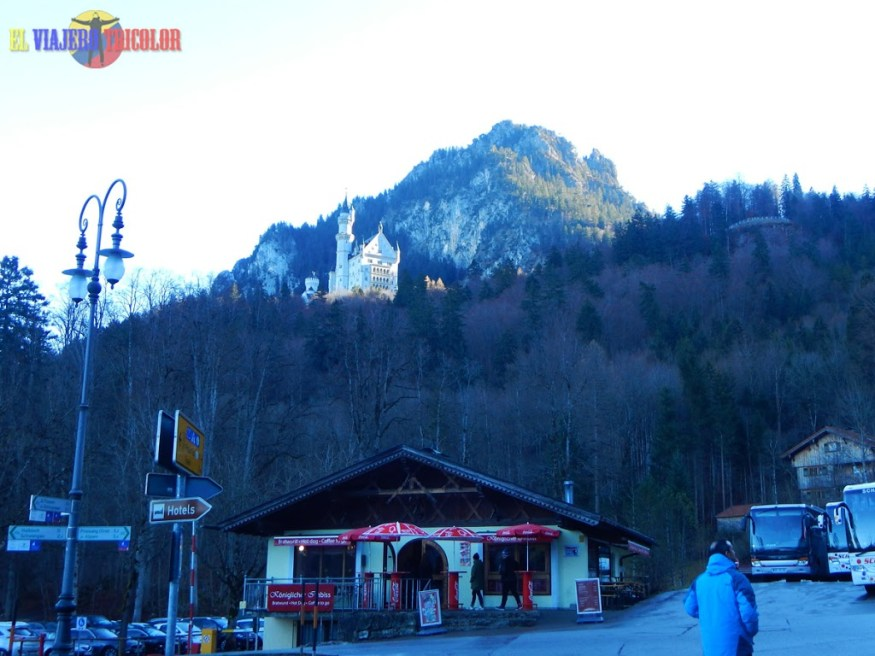 Ruta al Castillo de Neuschwanstein