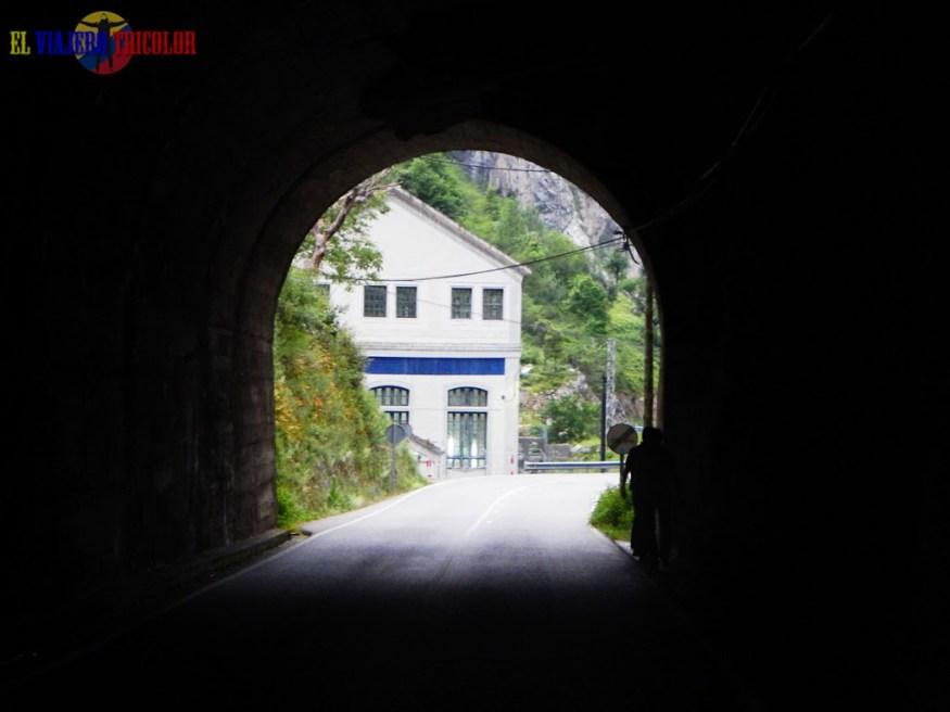 Túnel Poncebos Asturias