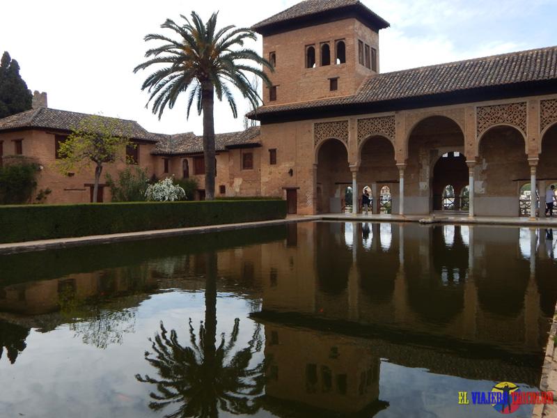 Torre de las Damas en la Alhambra
