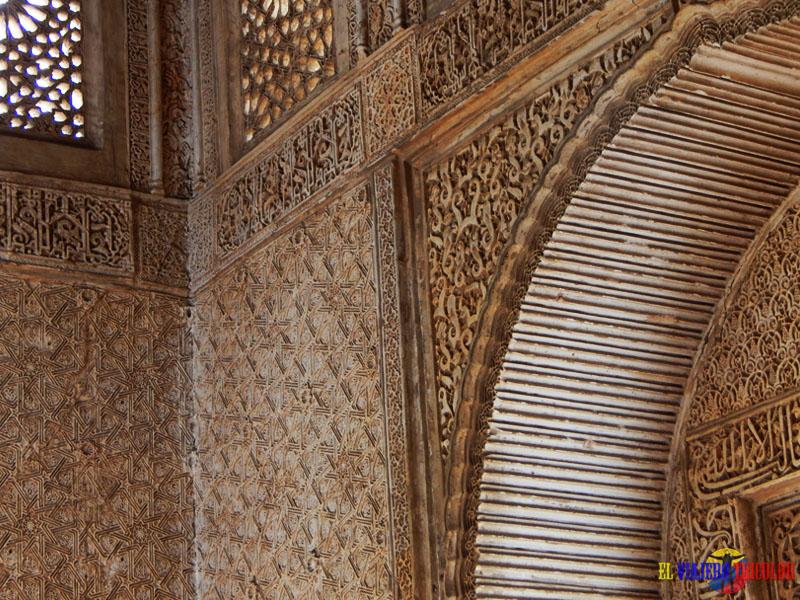 Detalles y arquitectura de la Alhambra
