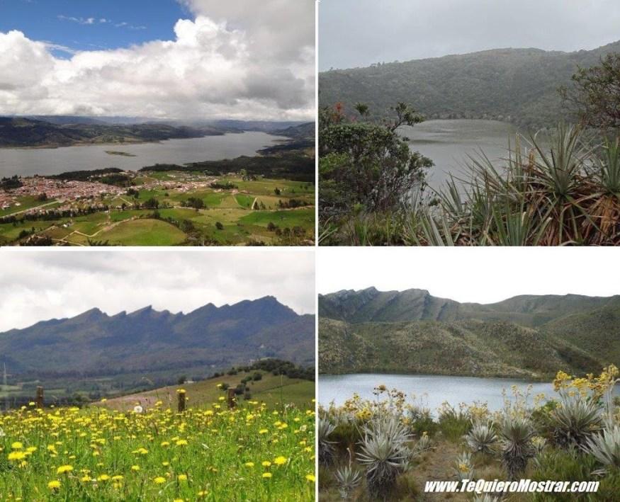 Los mejores destinos de Colombia: Sabana de Bogotá