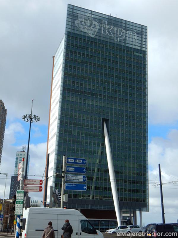 La ciudad más moderna de Holanda