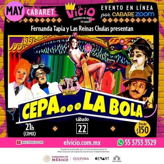 Postal Cepa La Bola última función