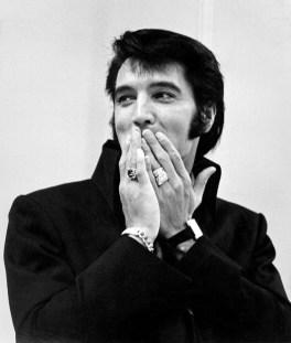 Elvis Presley Las Vegas 1969 Press Conference