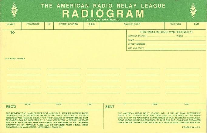 Radiograma