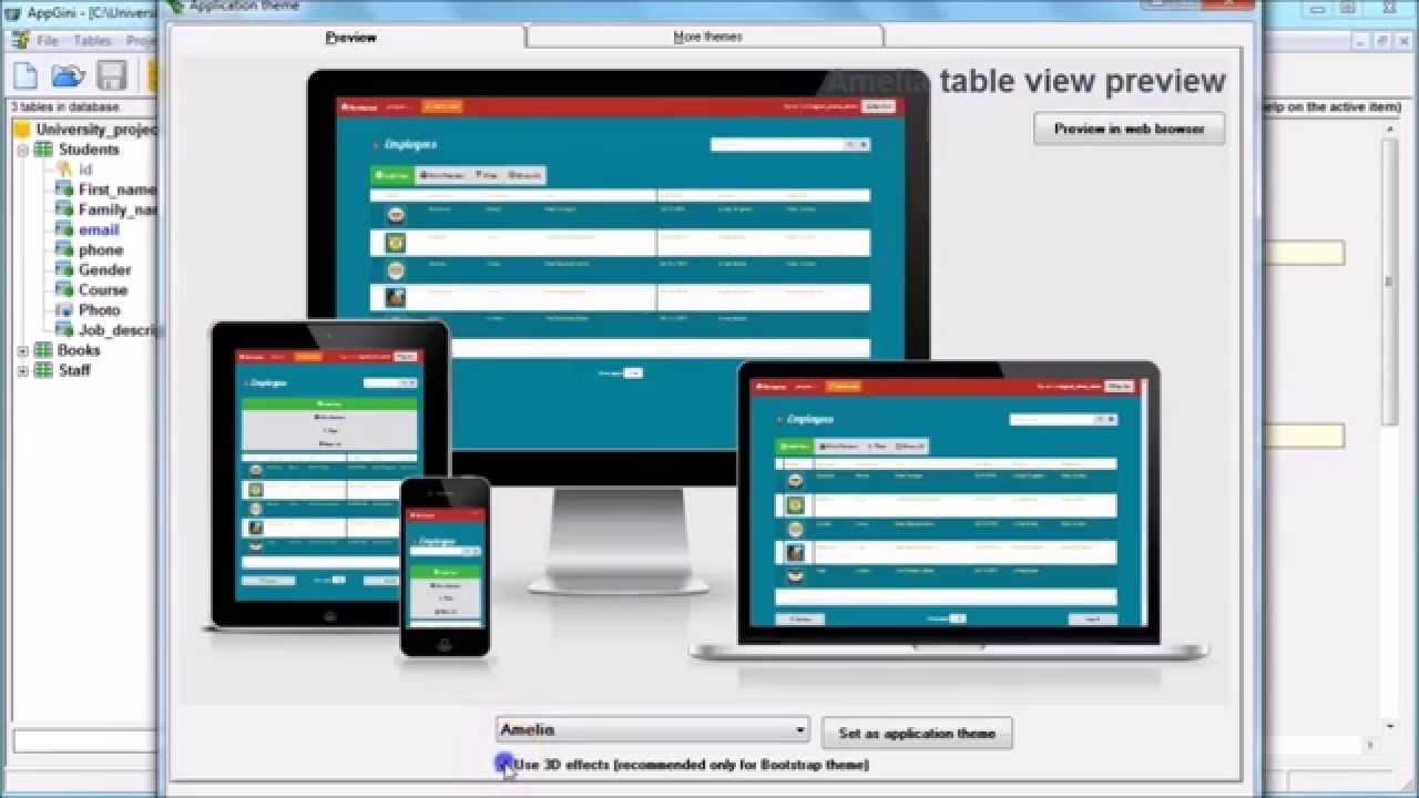 Testamos o AppGini da BigProf que promete gerar sua aplicação em 5 minutos