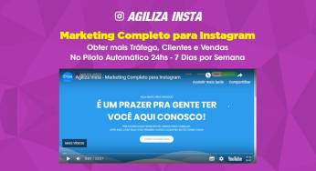 Agiliza Insta – Marketing Completo para Instagram