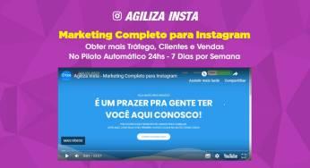 Agiliza Insta – Marketing Completo para Instagram