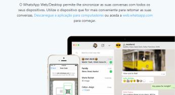 Como parear whatsapp do celular com whatsapp web