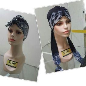 Turbantes e Faixas 1