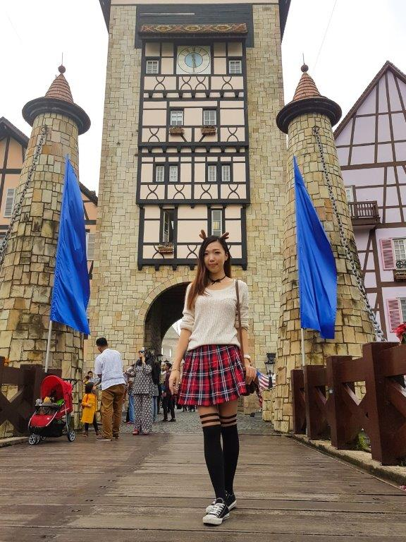 colmar tropicale french theme resort bukit tinggi pahang