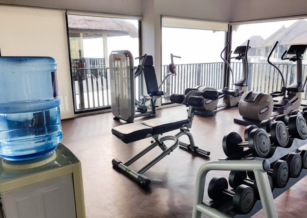 Gym at Avani Sepang