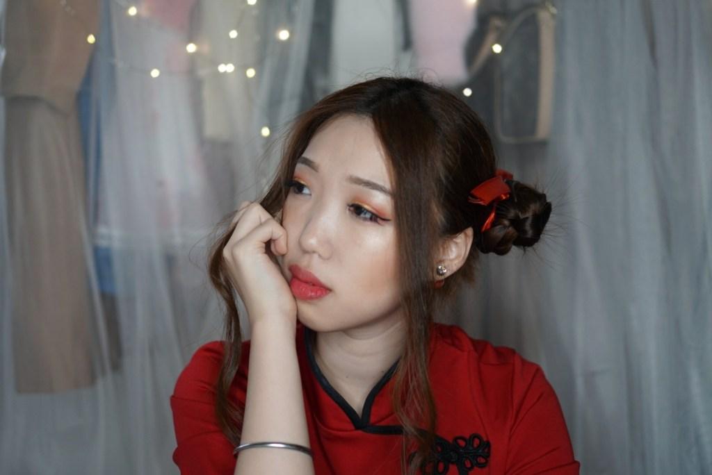 Asian Makeup Lunar New Year Makeup