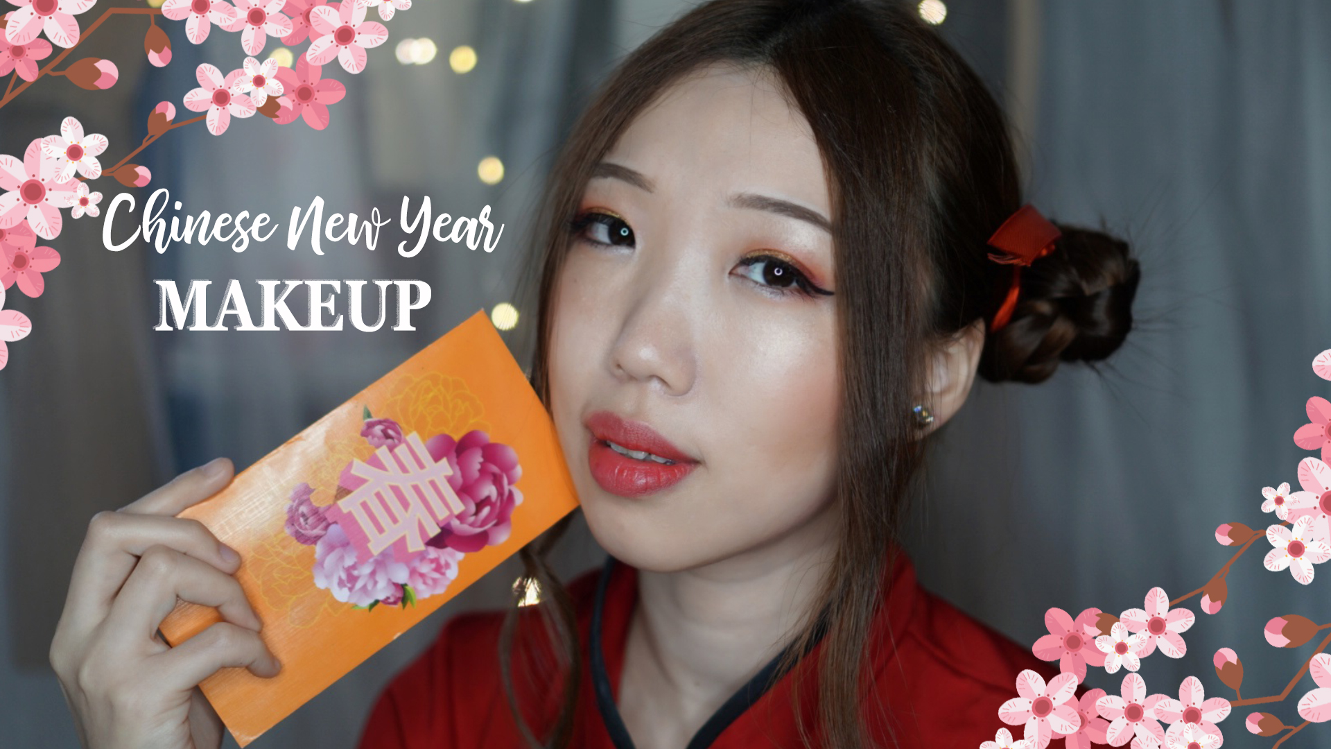 Chinese New Year Makeup