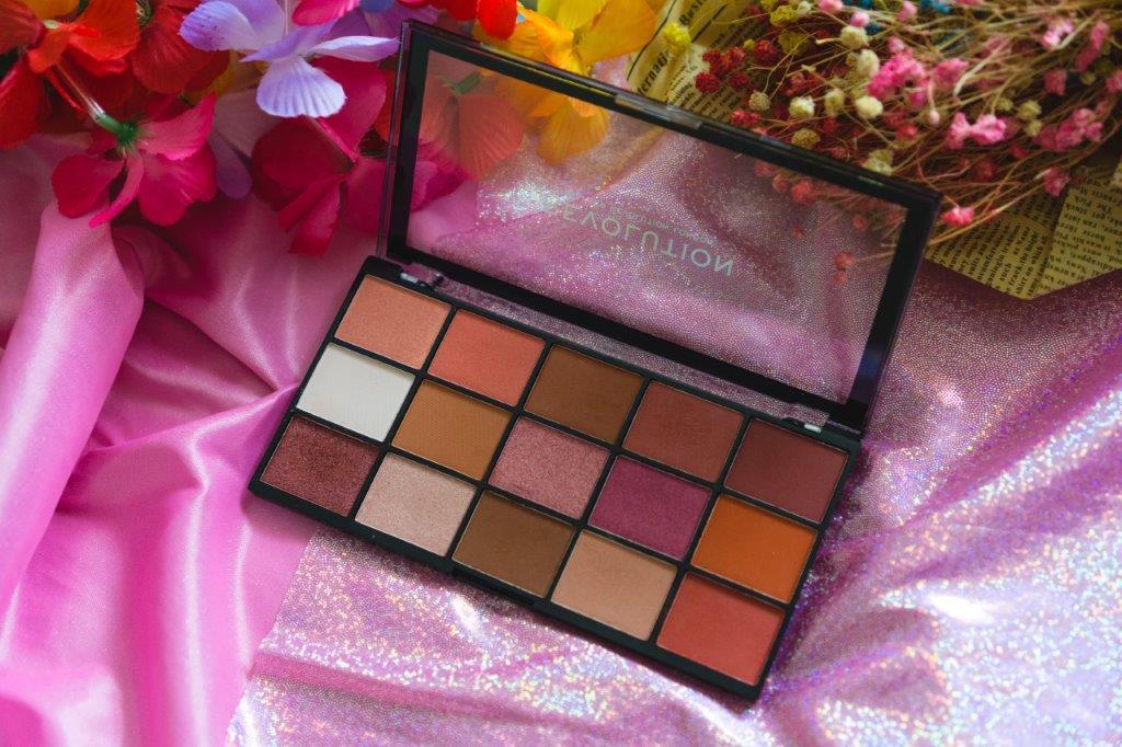 revolution palette review makeup revolution london review makeup revolution flawless