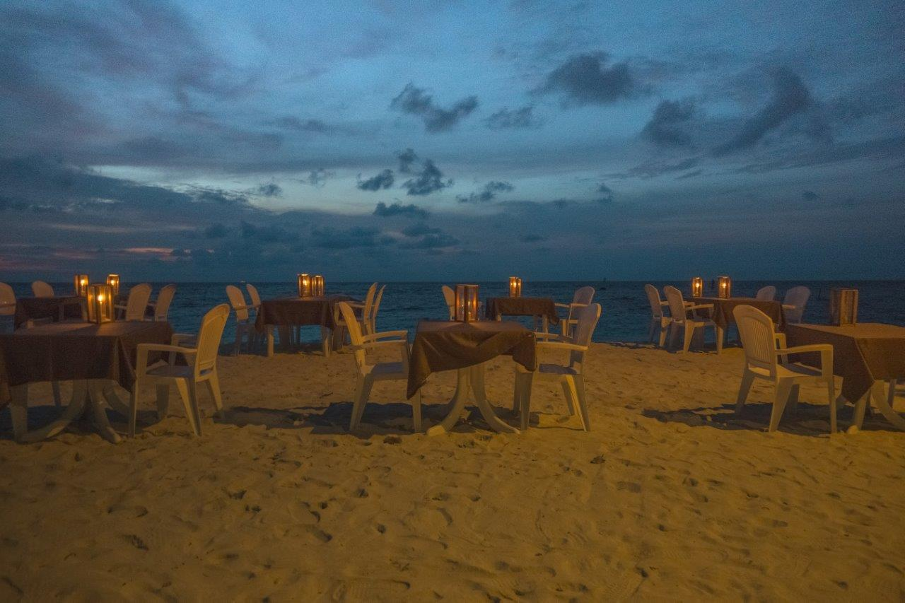 restaurants in maafushi island