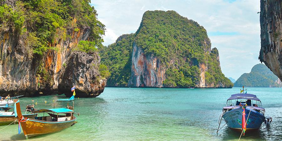 koh phi phi island, phuket travel