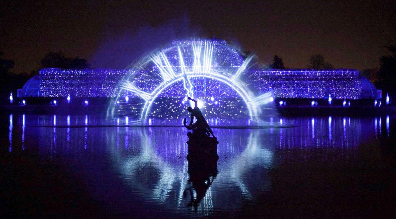 Christmas at Kew Garden christmas events london