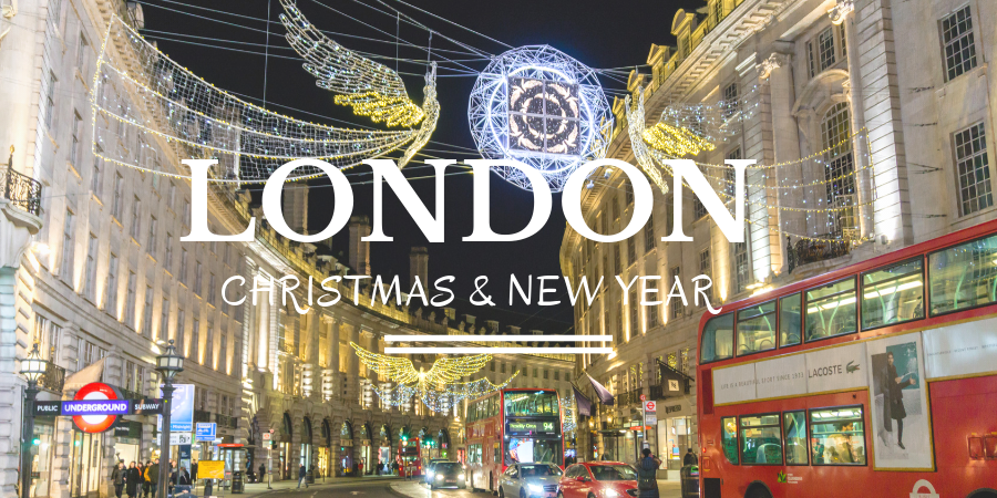 Things To Do in London during Christmas and New Year's Eve