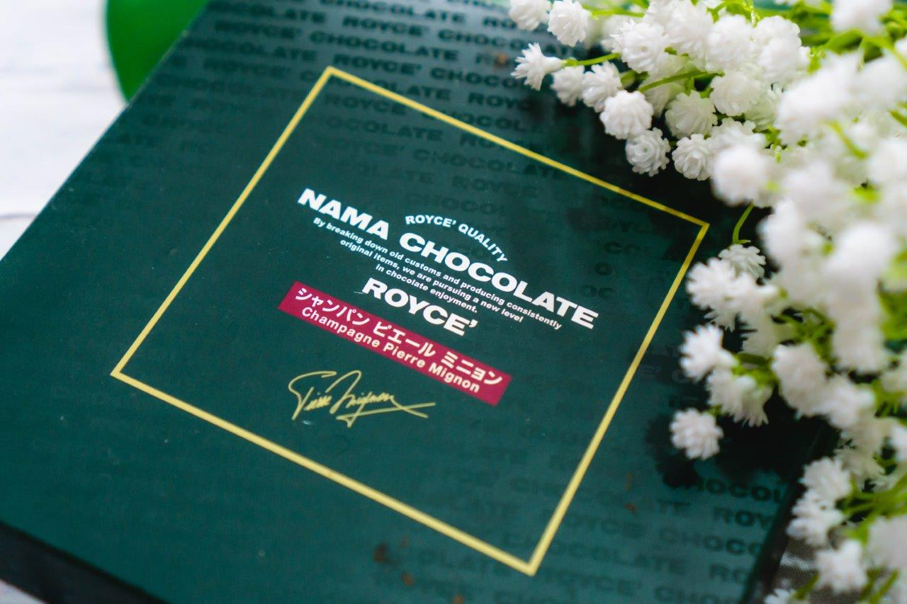 royce nama chocolate, top souvenirs from japan, must buy souvenirs in japan