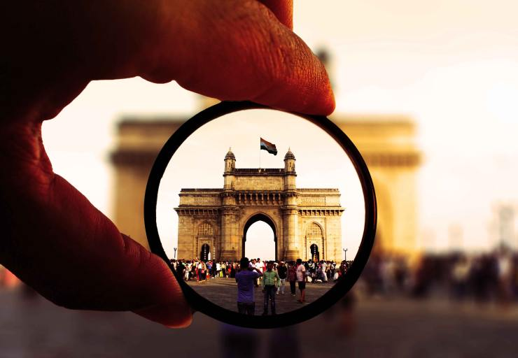 The most beautiful architecture of Mumbai- Gateway of India