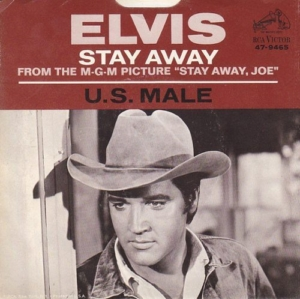 Fallacies: US picture sleeve to the Stay Away / U.S. Male single of 1968.