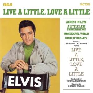 Live A LIttle - front.cdr
